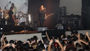 Foto Ana Carolina na Abasc 16