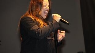 Foto Ana Carolina na Abasc 32