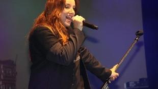 Foto Ana Carolina na Abasc 34