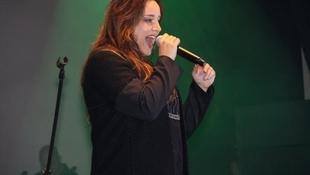 Foto Ana Carolina na Abasc 37