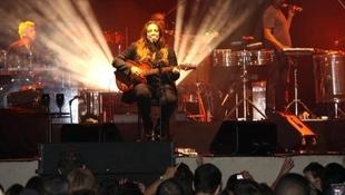 Foto Ana Carolina na Abasc 49