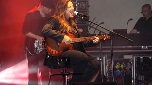 Foto Ana Carolina na Abasc 55