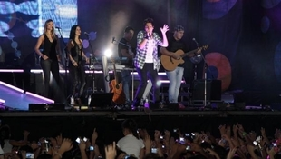 Foto Luan Santana em São Carlos/SP 61