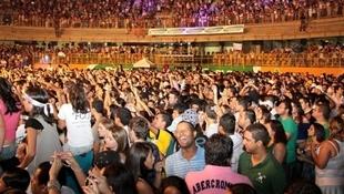 Foto Luan Santana em São Carlos/SP 67