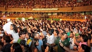 Foto Luan Santana em São Carlos/SP 73