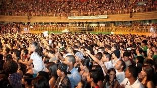 Foto Luan Santana em São Carlos/SP 82