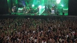 Foto Luan Santana em São Carlos/SP 107