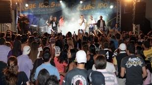 Foto Quintal da Clube com Art Popular 20