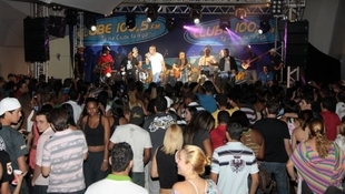 Foto Quintal da Clube com Art Popular 21
