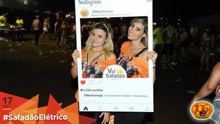 Foto Fotos da galera no #SafadãoElétrico 295