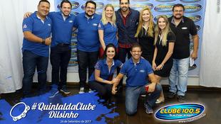 Foto Quintal da Clube com Dilsinho 1
