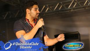 Foto Quintal da Clube com Dilsinho 23