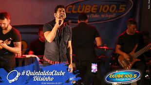 Foto Quintal da Clube com Dilsinho 30