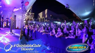 Foto Quintal da Clube com Dilsinho 40