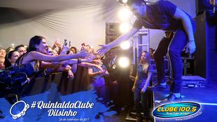Foto Quintal da Clube com Dilsinho 50