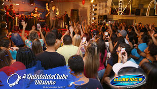 Foto Quintal da Clube com Dilsinho 70