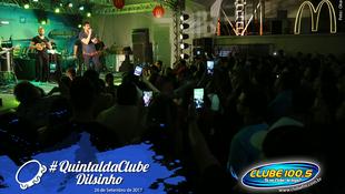 Foto Quintal da Clube com Dilsinho 72
