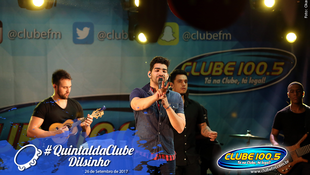 Foto Quintal da Clube com Dilsinho 75