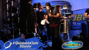 Foto Quintal da Clube com Dilsinho 77