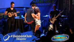 Foto Quintal da Clube com Dilsinho 80