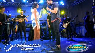 Foto Quintal da Clube com Dilsinho 85