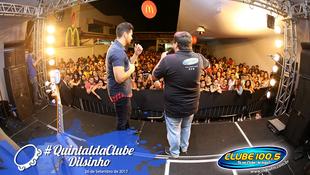 Foto Quintal da Clube com Dilsinho 88
