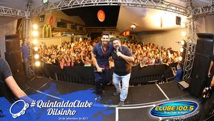 Foto Quintal da Clube com Dilsinho 89