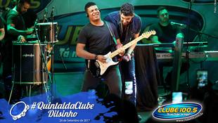 Foto Quintal da Clube com Dilsinho 91
