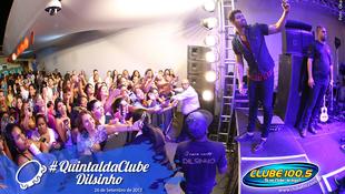 Foto Quintal da Clube com Dilsinho 92