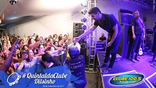 Foto Quintal da Clube com Dilsinho 93