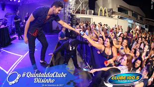 Foto Quintal da Clube com Dilsinho 94