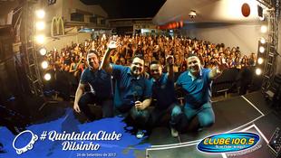 Foto Quintal da Clube com Dilsinho 95
