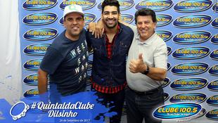 Foto Quintal da Clube com Dilsinho 96