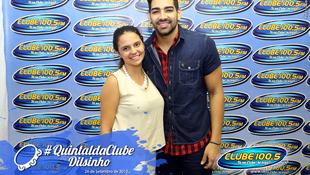 Foto Quintal da Clube com Dilsinho 98