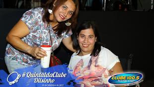 Foto Quintal da Clube com Dilsinho 99