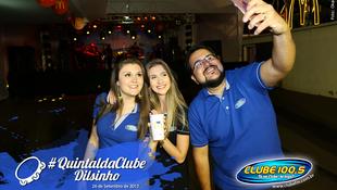 Foto Quintal da Clube com Dilsinho 100