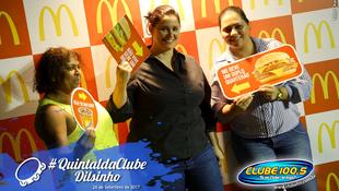 Foto Quintal da Clube com Dilsinho 101