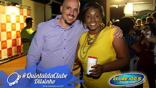 Foto Quintal da Clube com Dilsinho 105