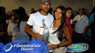 Foto Quintal da Clube com Dilsinho 110
