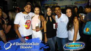Foto Quintal da Clube com Dilsinho 111