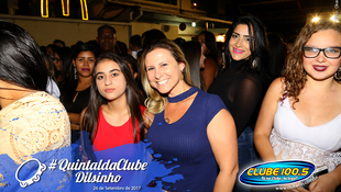 Foto Quintal da Clube com Dilsinho 125