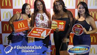 Foto Quintal da Clube com Dilsinho 155