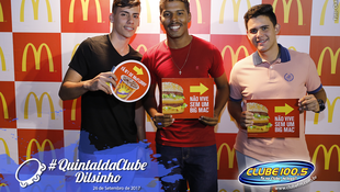 Foto Quintal da Clube com Dilsinho 160