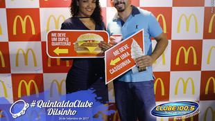 Foto Quintal da Clube com Dilsinho 165