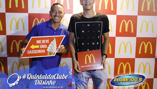 Foto Quintal da Clube com Dilsinho 174