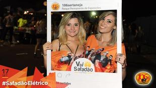 Foto Fotos da galera no #SafadãoElétrico 305