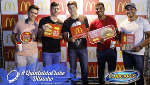 Foto Quintal da Clube com Dilsinho 184