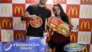 Foto Quintal da Clube com Dilsinho 187