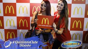 Foto Quintal da Clube com Dilsinho 190