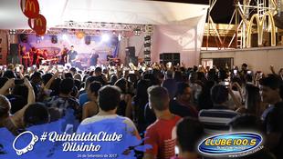 Foto Quintal da Clube com Dilsinho 200